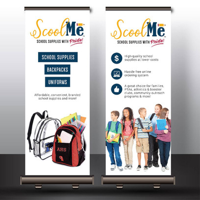 ScoolMe banners