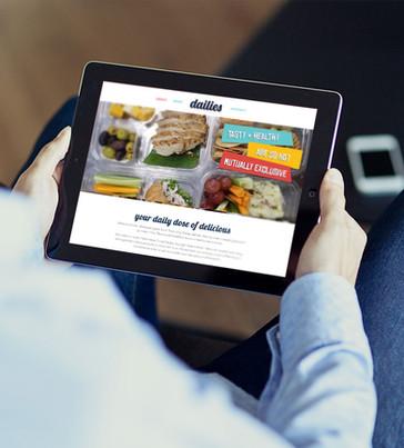 Dailies website