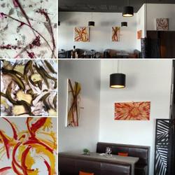 Exposition#restaurant l'Eden_ pour la vu