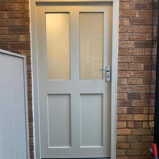 Another door done!