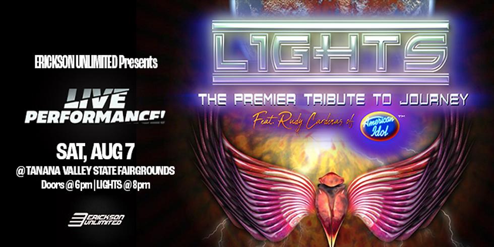 FBX LIGHTS - The Premier Tribute to Journey
