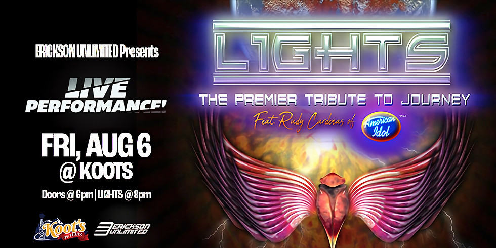 Lights - Premier Tribute to Journey