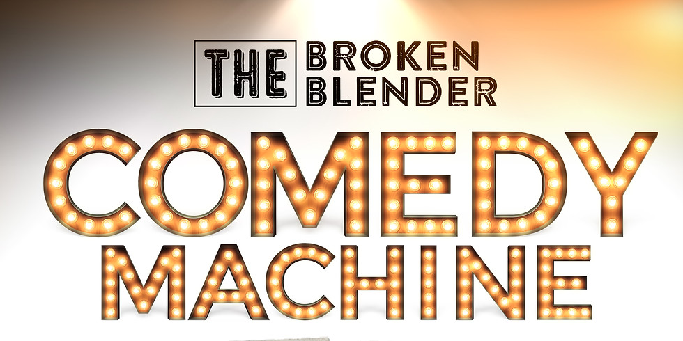Comedy Night at The Broken Blender with Steven Briggs and Andy Kern