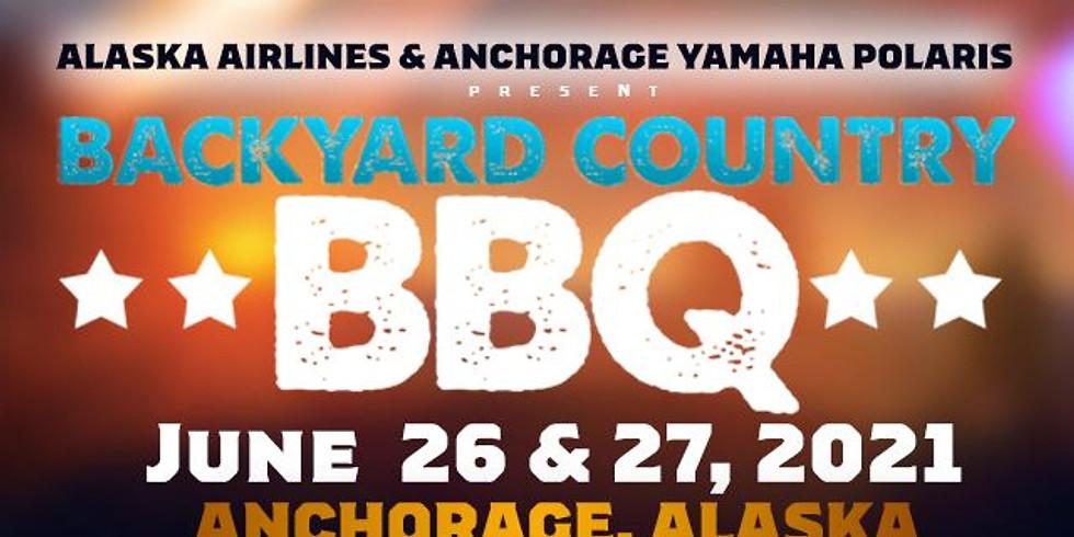 BACKYARD COUNTY BBQ JUNE 26 & 27 Downtown Anchorage
