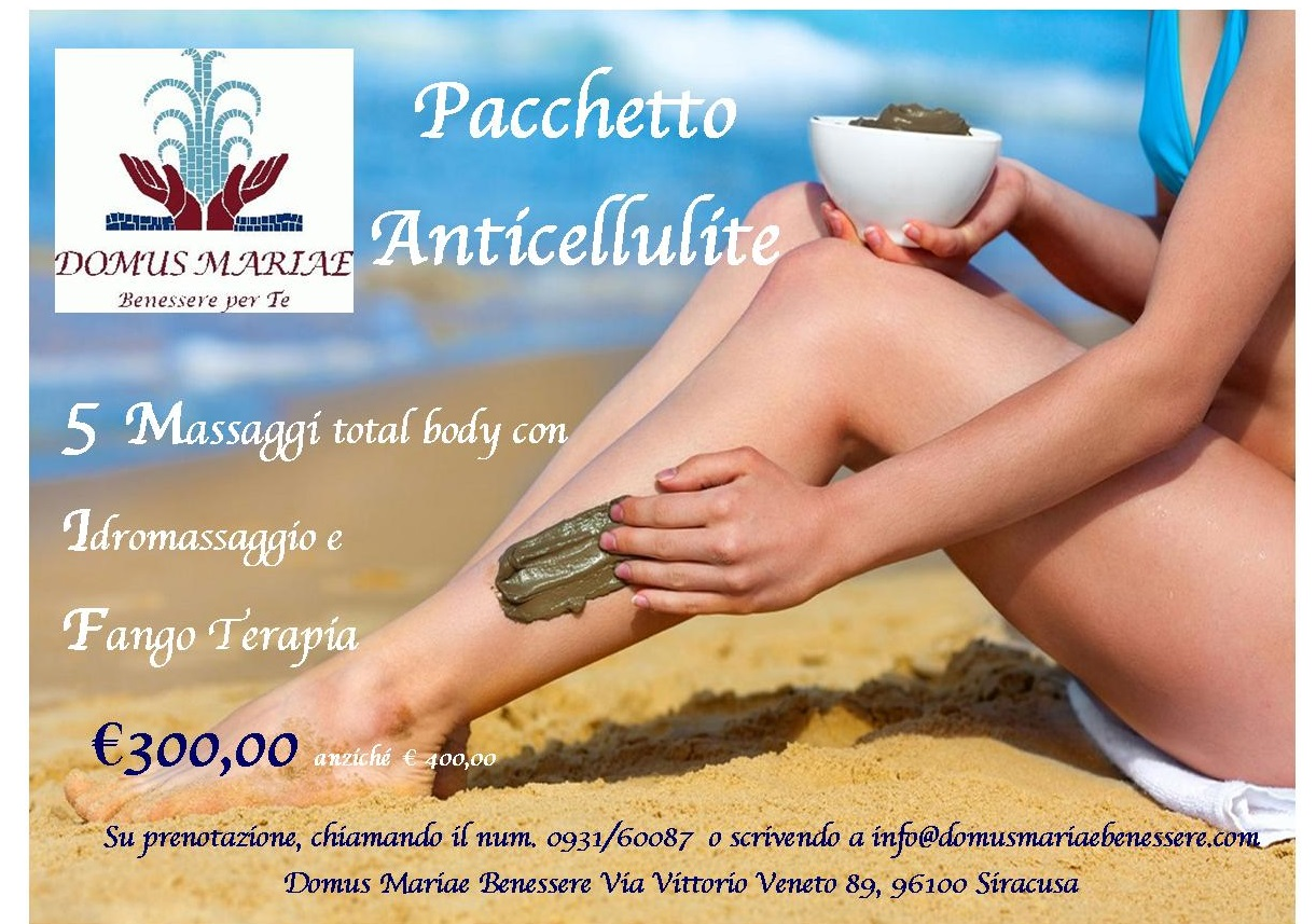 Promo ESTATE ANTCELLULITE 2020