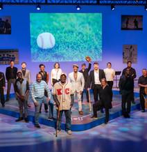LOKC's Baseball Cast, Band & Creatives