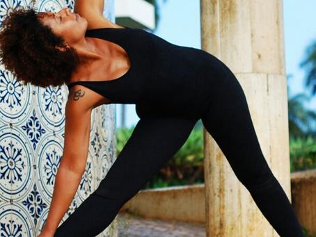 As principais características do Vinyasa flow yoga