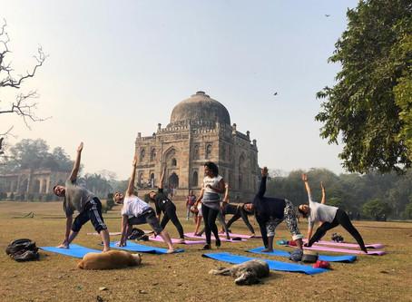 Nowmaste: O que aprendi ao viajar à Índia pela primeira vez