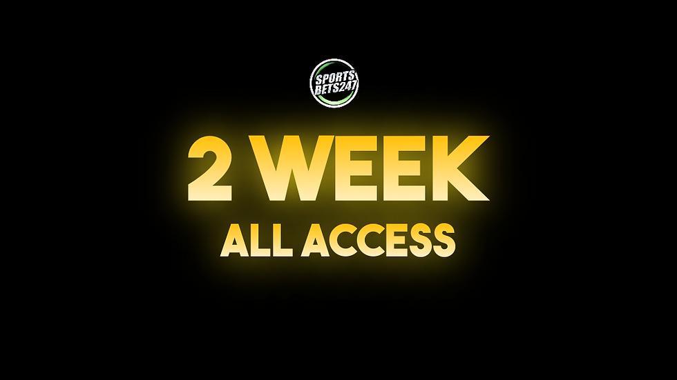 2 Week All Access