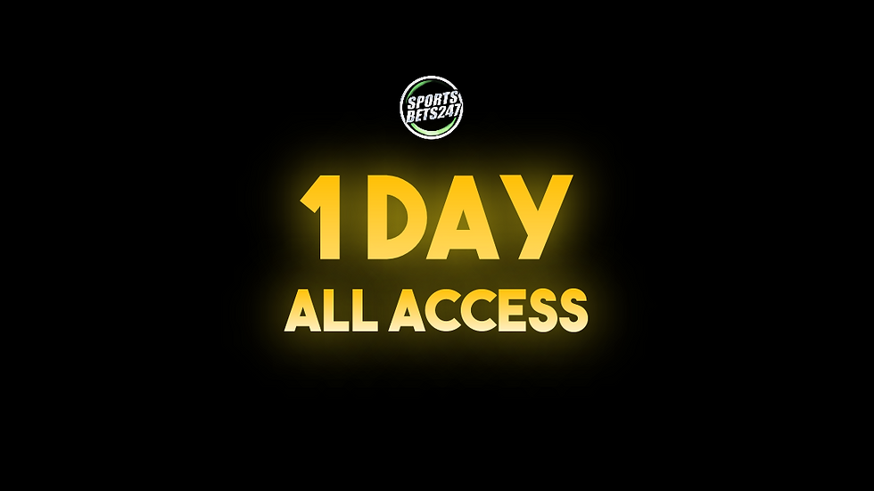 1 Day All Access