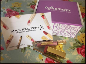 Review - Max Factor Lippies