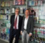 Mario e Giulio Bolton 2019.jpg