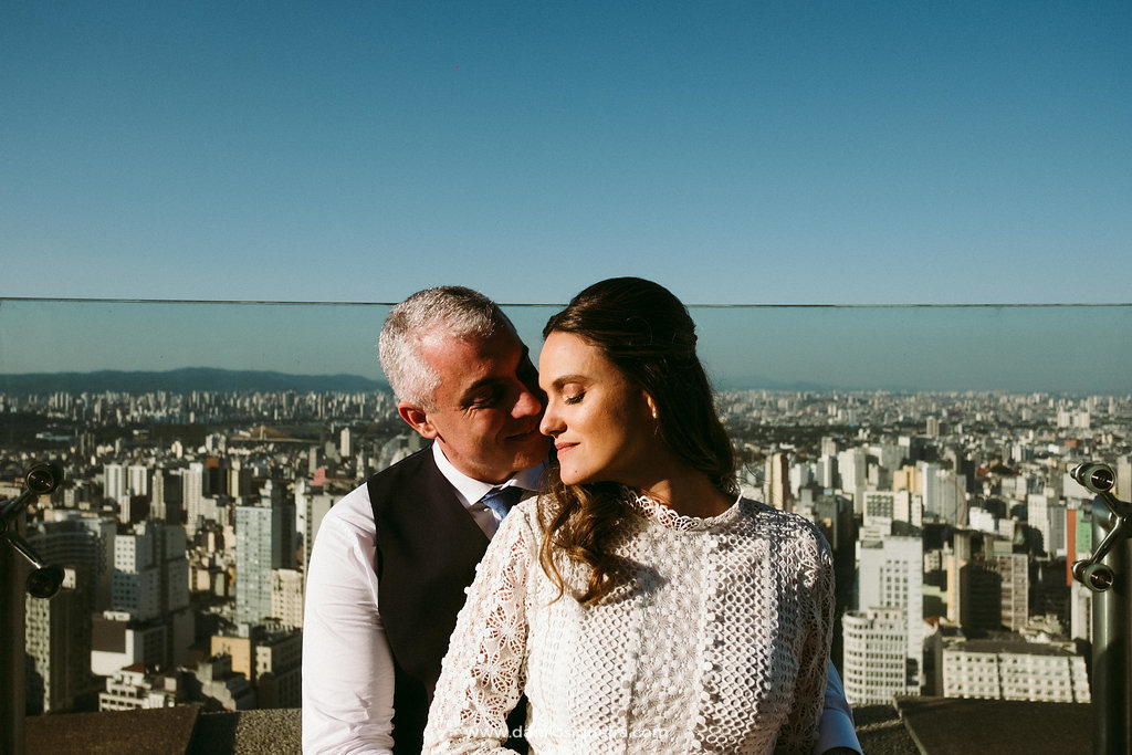 Marcella e Daniel Terraço Italia