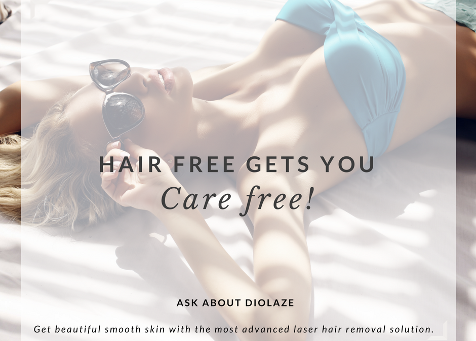 hairfree = carefree