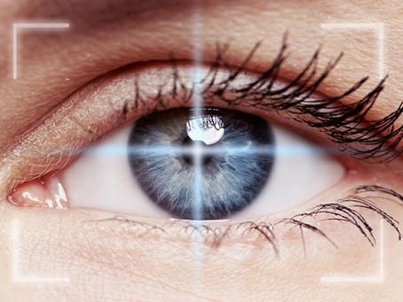 โรคกระจกตาย้วย หรือกระจกตาโก่ง (Keratoconus)