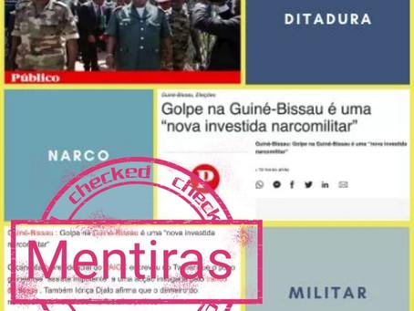 A Mentira sobre a Ditadura Narco-Militar na Guine Bissau