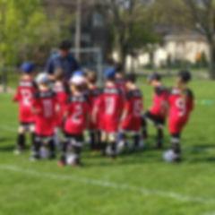 Fundamentals Soccer at Bannockburn