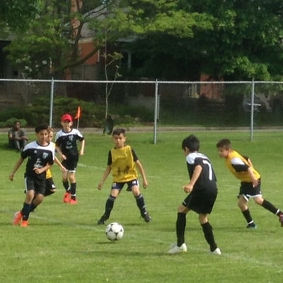 Learn toTrain Soccer at Bannockburn