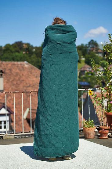 Wohndecke aus Bio-Baumwolle Lavie Nora Quilt