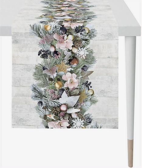 Apelt Tischläufer,Christmas Elegance«