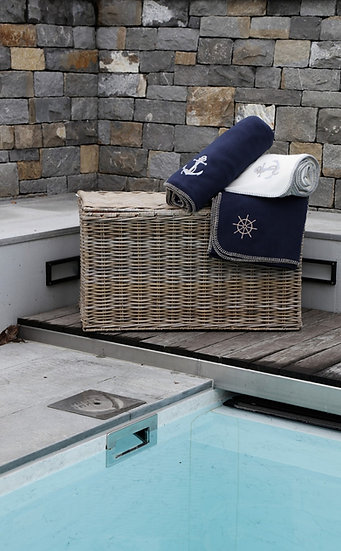 Decke Luxusvelours Steuerrad