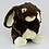 Thumbnail: Kuscheltier Hase aus Webpelz