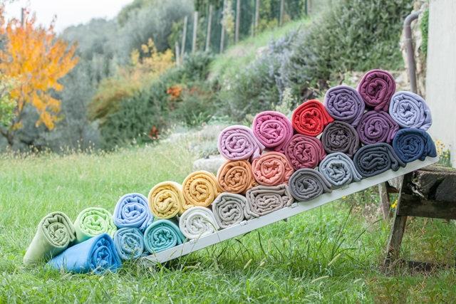 Edelvelous Decke in 26 Farben Seite 1