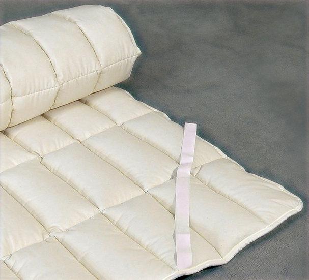 Unterbetten aus Schafwolle
