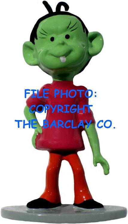 "#259 - Halloween Monster Figure - ""Ratso"" from ""The Groovie Goolies"""