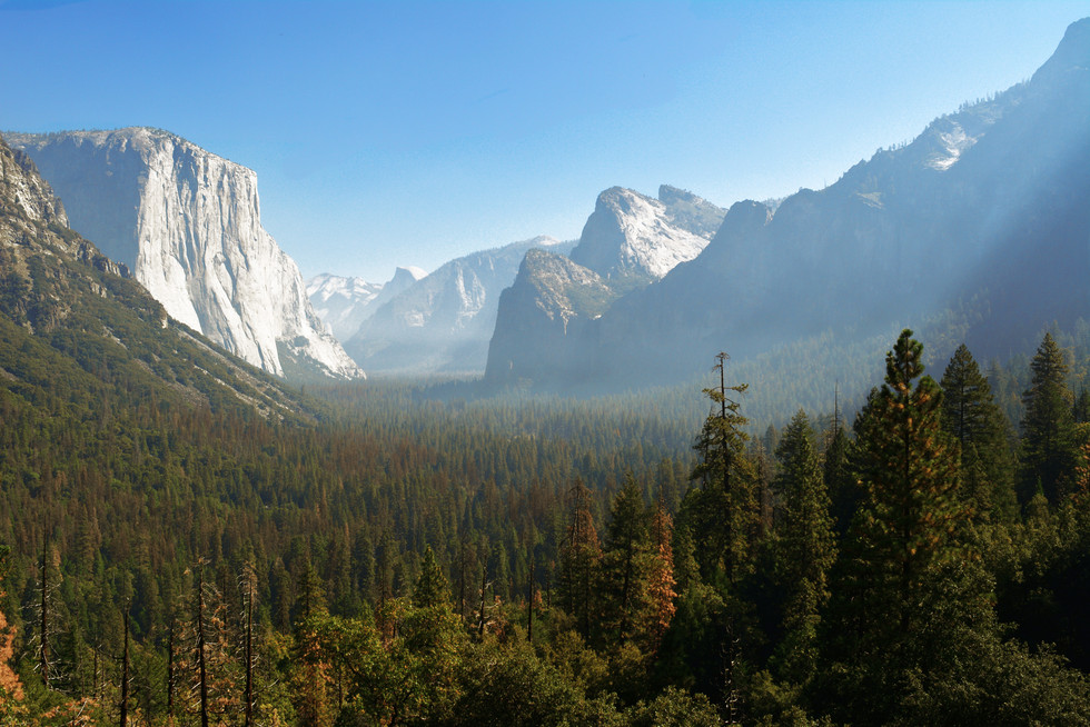 Yosemite: The Great Escape