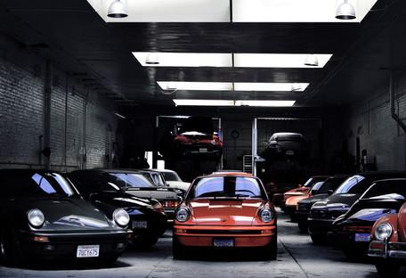 Porsche Posse