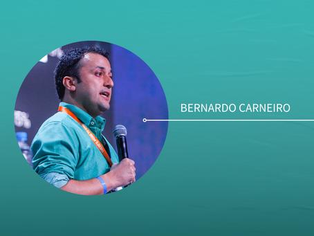 Bernardo Carneiro: construindo uma equipe de sucesso