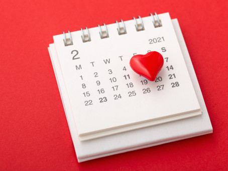 February is American Heart Month - 5 Ways to Healthy Hearts