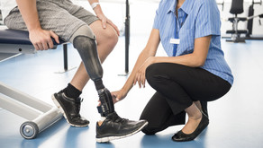 Occupational Therapy and Amputation How an Inpatient Rehab Hospital can Help