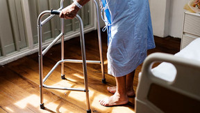 Falls and Head Injuries in People Over 65