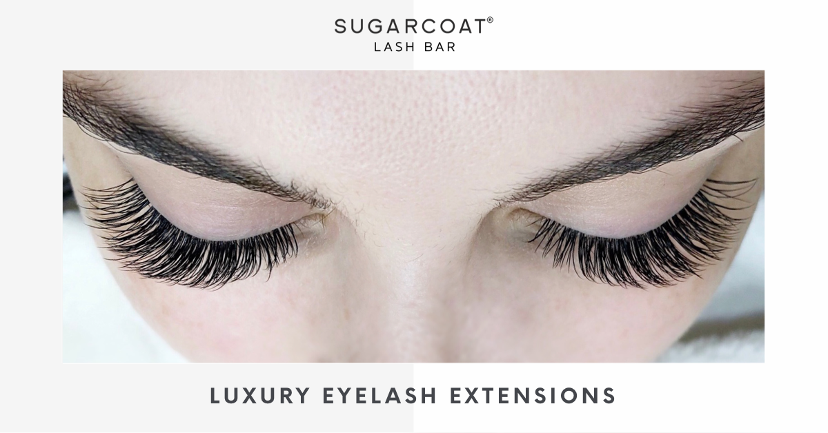 Eyelash Extensions | Sugarcoat Lash Bar | United States