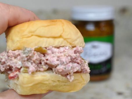 Simple Sandwich Spread