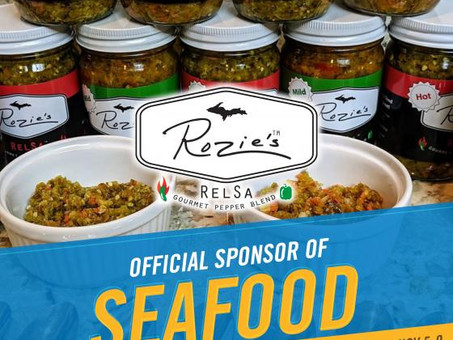 Rozie's RelSa to Sponsor the Seafood Category at World Food Championships 2021 Dallas!