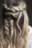 ♥️🌿Bohemian Bliss🦋🌺 Twists—Fishtail B