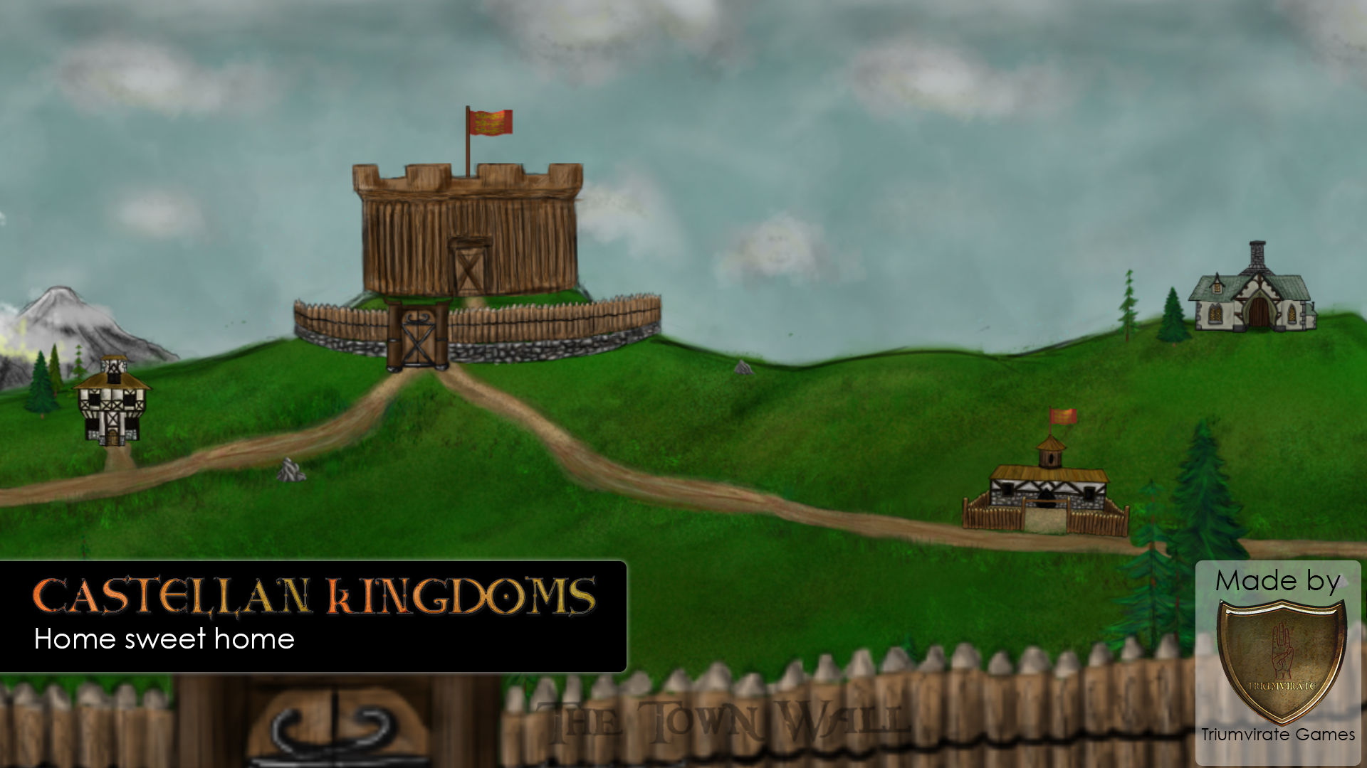 Castellan Kingdoms home sweet home