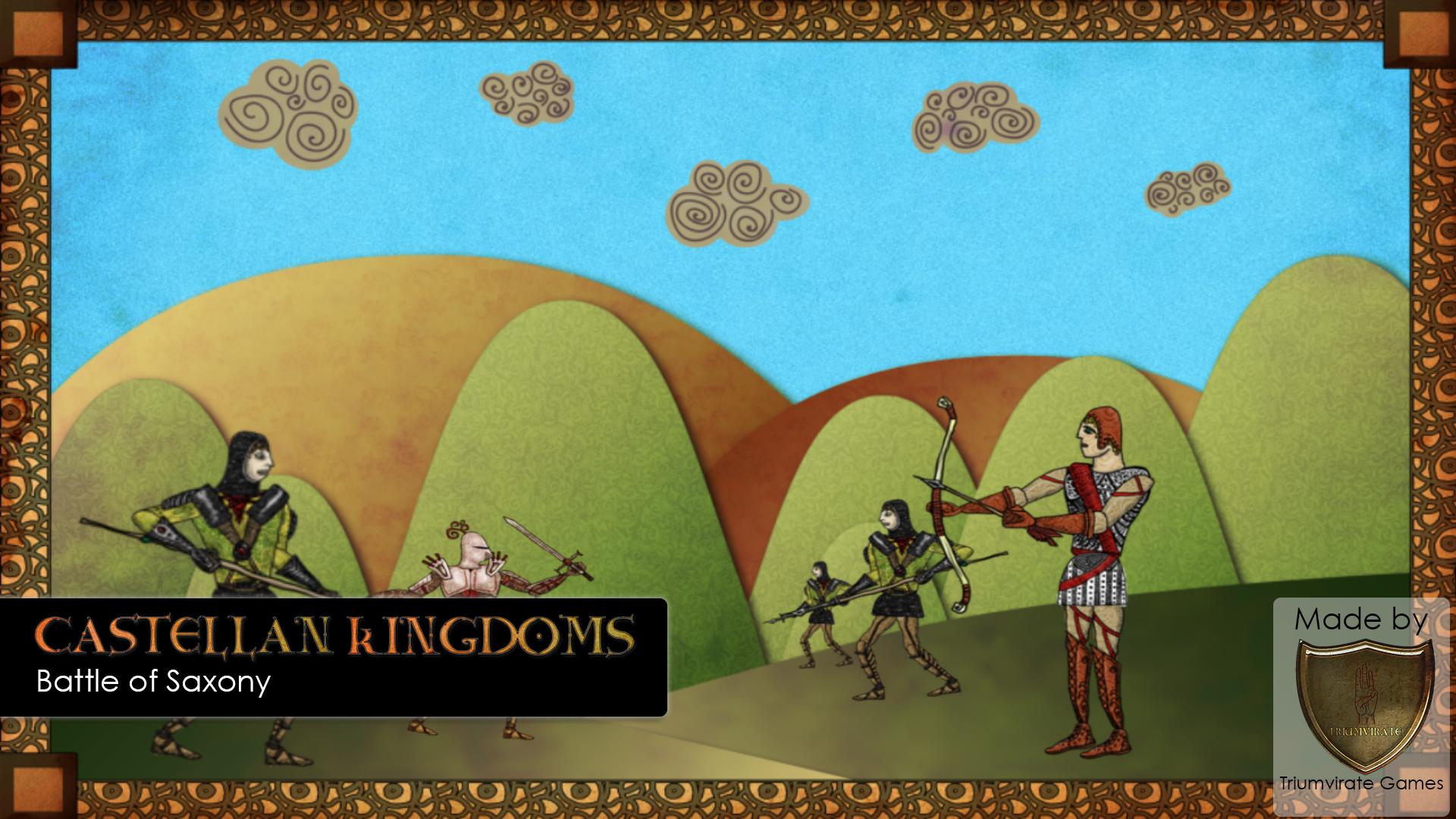 Castellan Kingdoms battle of saxony