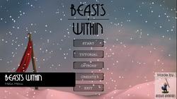 Beasts Within Main Menu
