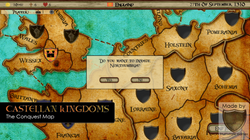 Castellan conquest map