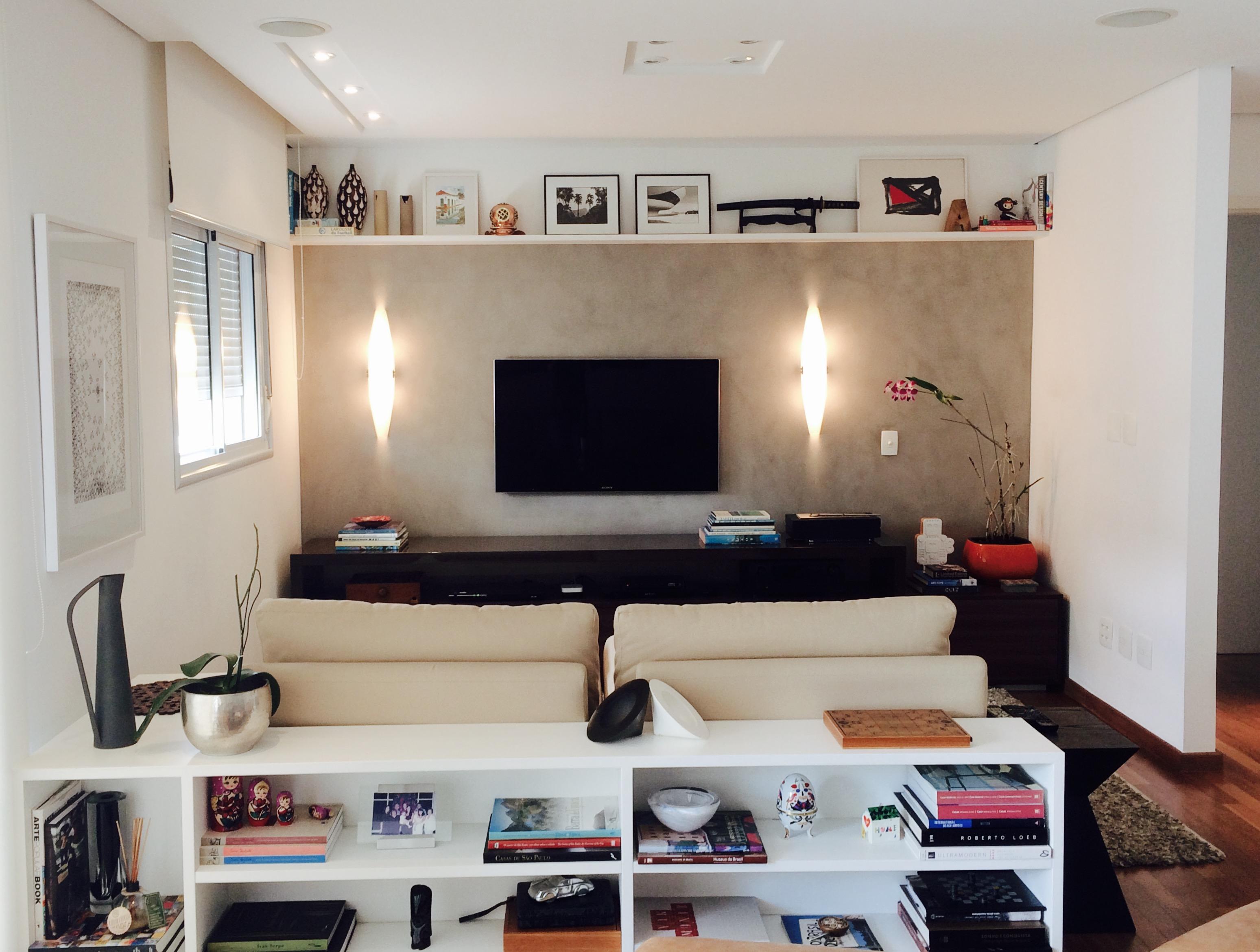Sala de TV - APTO AF