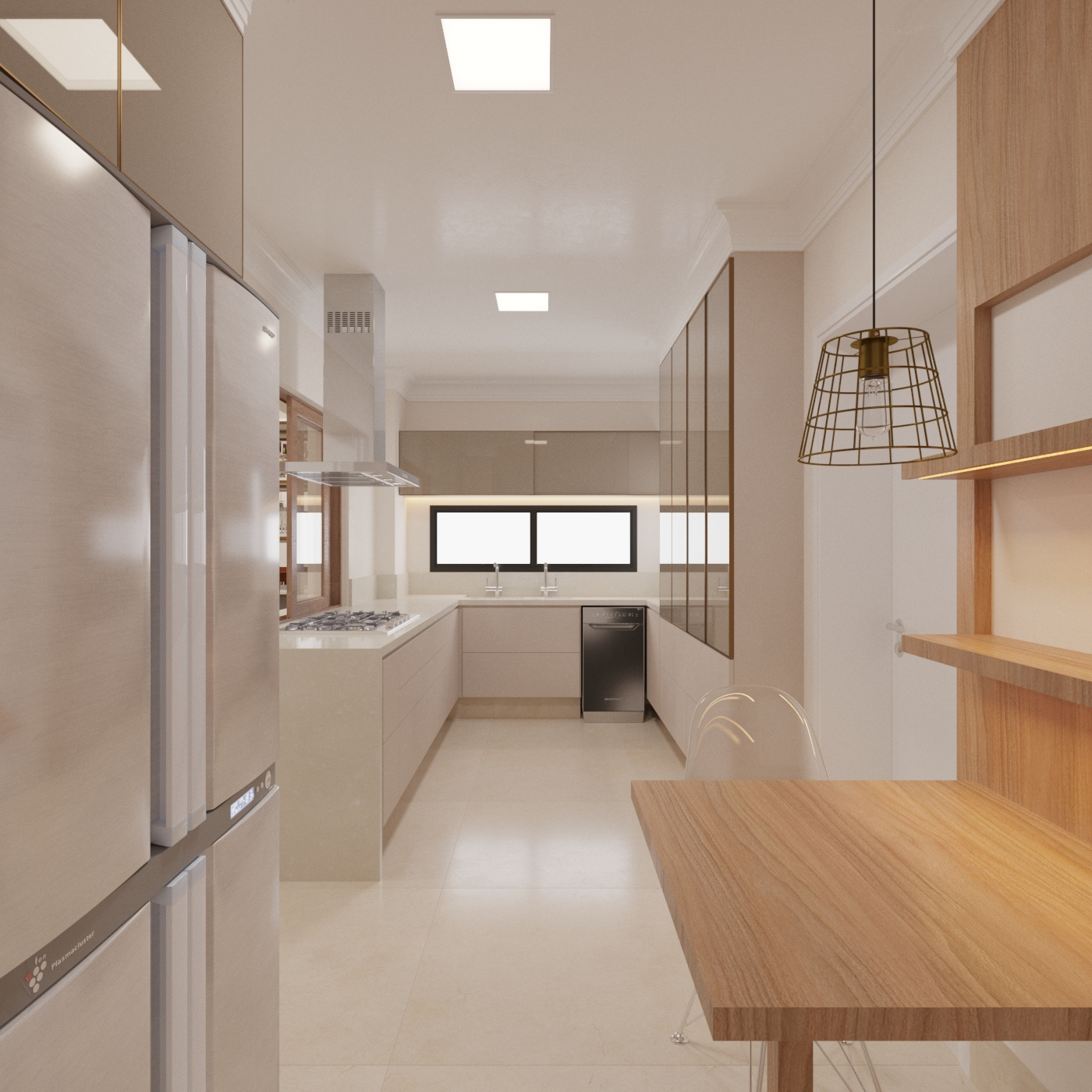 Cozinha - APTO AGF