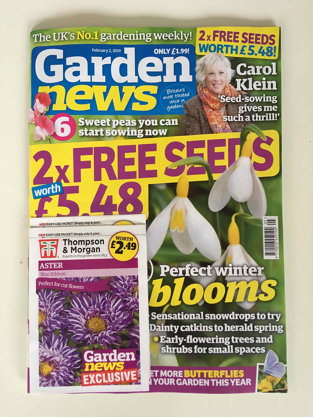 Garden News magazine 2 February 2019
