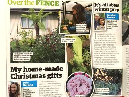 Garden News Magazine December