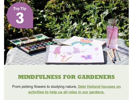 Richard Jackson Garden Mindfulness for Gardeners
