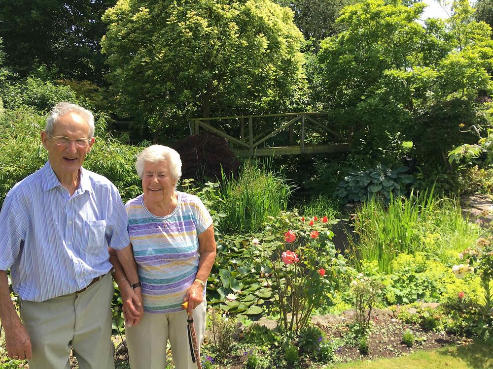 Ian & Margaret Ann