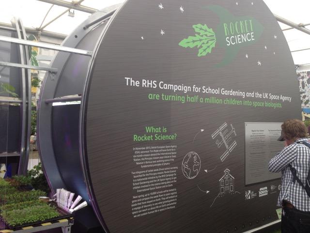 Rocket Science RHS Chelsea 2015